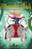 book jacket for Freya and the Magic Jewel