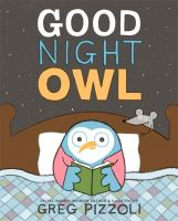 book jacket for Good Night Owl