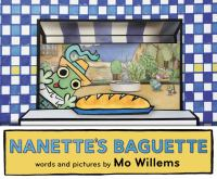book jacket for Nanette's Baguette