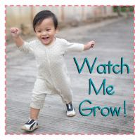 book jacket for Watch Me Grow!