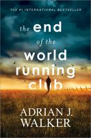 The End of the World Running Club book jacket