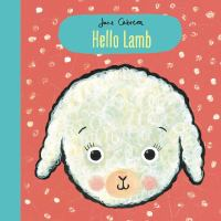 book jacket for Hello Lamb
