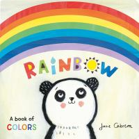 book jacket for Rainbow: A Book of Colors