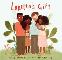 book jacket for Loretta's Gift