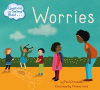 book jacket for Worries