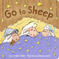 book jacket for Go to Sheep