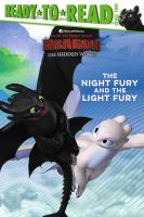 book jacket for The Night Fury and the Light Fury