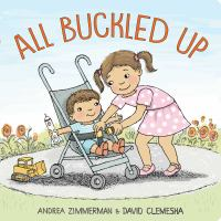 book jacket for All Buckled Up