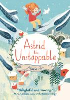 book jacket for Astrid the Unstoppable