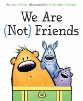 book jacket for We Are (Not) Friends