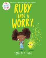 book jacket for Ruby Finds a Worry