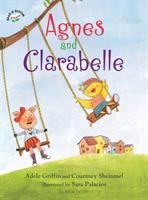 book jacket for Agnes and Clarabelle
