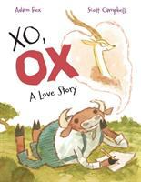 book jacket for XO, Ox: a Love Story