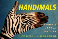 book jacket for Handimals: Animals in Art and Nature