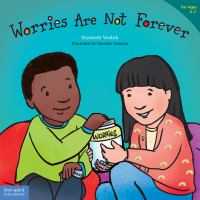 book jacket for Worries Are Not Forever
