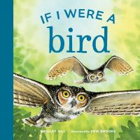 book jacket for If I Were a Bird