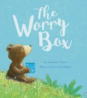 book jacket for The Worry Box
