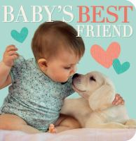 book jacket for Baby's Best Friend