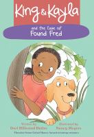book jacket for King & Kayla and the Case of Found Fred