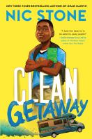 book jacket for Clean Getaway