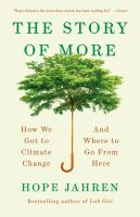 how we got to climate change and where to go from here by Jahren, Hope, author.