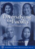Diversifying the faculty: a guidebook for search committees