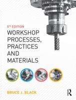 Workshop processes, practices and materials by Black, Bruce J.