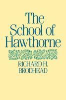 The School of Hawthorne