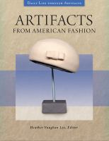Artifacts from American fashion by author unknown