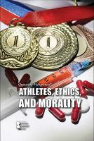 Athletes, ethics, and morality by author unknown