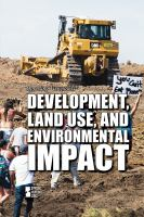 Development, land use, and environmental impact by author unknown