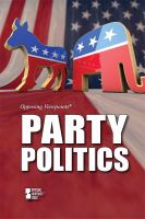 Party politics by author unknown