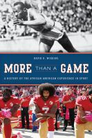 a history of the African American experience in sport by Wiggins, David Kenneth, 1951- author.