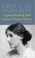 Virginia Woolf and 20th century women writers by author unknown