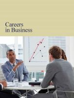 Careers in business by author unknown