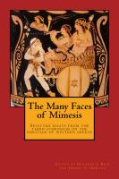 The Many Faces of Mimesis: Selected Essays from the 2017 Symposium on the Hellenic Heritage of Western Greece