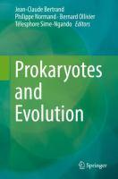 Prokaryotes and Evolution