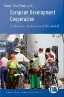 European development cooperation: in between the local and the global