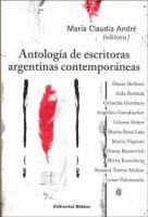 Antología de escritoras argentinas contemporáneas