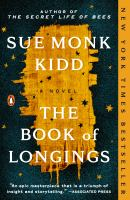 The book of longings by Kidd, Sue Monk, author.