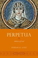 Perpetua: athlete of god