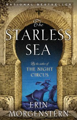 The starless sea a novel by Erin Morgenstern.