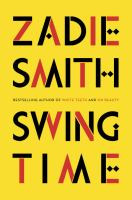 Swing Time Book Cover