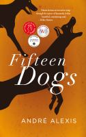 Fifteen Dogs Book Cover