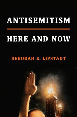 Cover of Antisemitism: Here and Now