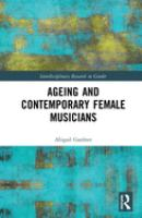Cover for Ageing and Contemporary Female Musicians