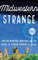 Cover of Midwestern Strange