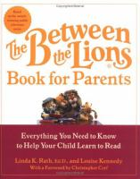 The Between the Lions Book for Parents