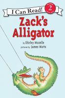 Zack's Alligator