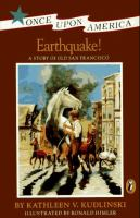 Earthquake!: A Story of Old San Francisco